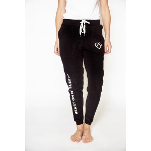 Womens Classic Tracksuit Pants - Black