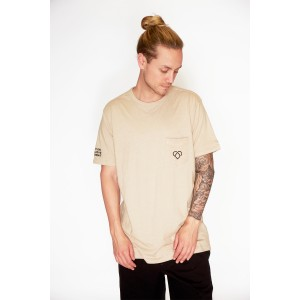 Barney Cools Special Edition Simple T - Beige