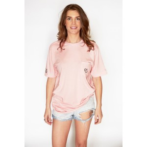 Barney Cools Special Edition Simple T - Pink